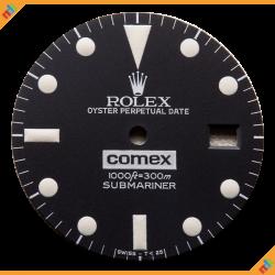 Dial Rolex COMEX  Ref 16800 off White Lume