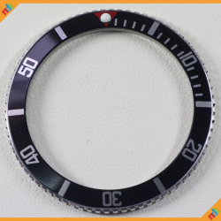 One set Bezel & Insert Replacement for Rolex Ref 6538.