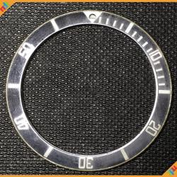 One set Bezel & Insert Fat Font Replacement for Rolex Ref 6536, 5508